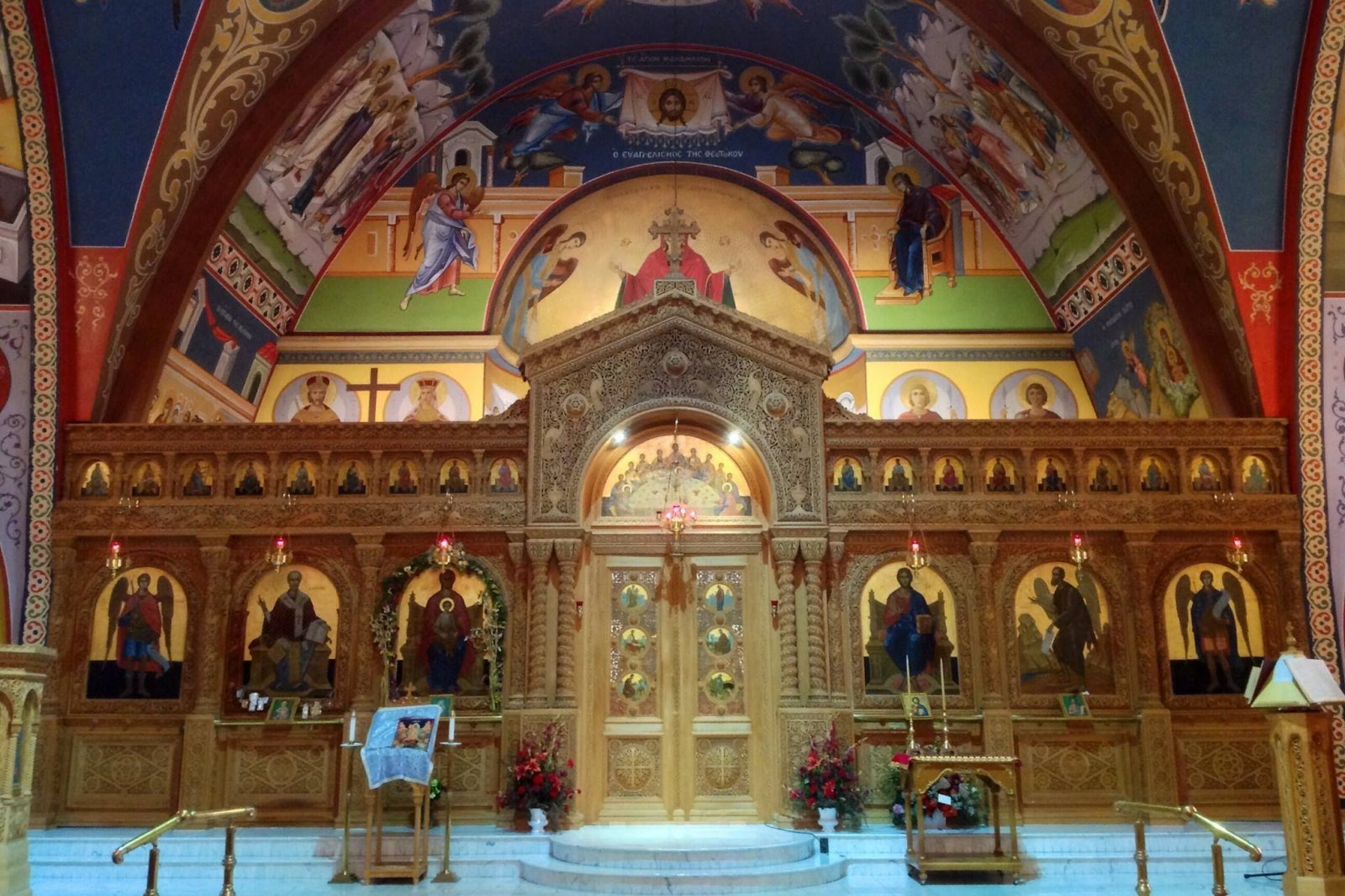 St. Nicholas Greek Orthodox in Bethlehem, PA