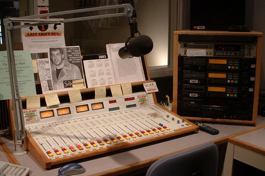 WLVR Broadcast Studios