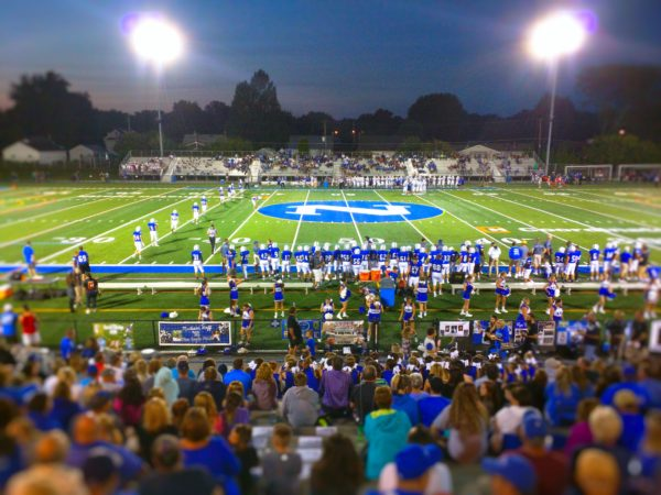 Nazareth High School Football Stadium