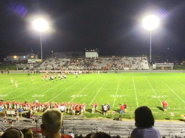 New Sound System for Parkland HS Football Stadium